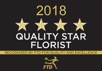 2018 FTD Quality Star Award