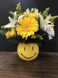 Summer Smiles from Clifford's where roses are our specialty