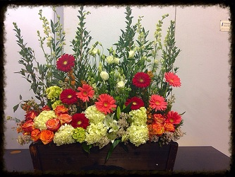 Gorgeous Garden from Clifford's where roses are our specialty