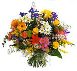 Bouquet of Seasonal Flowers from Clifford's where roses are our specialty