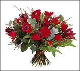 Fresh Cut Red Flower Bouquet from Clifford's where roses are our specialty