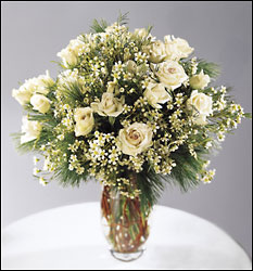 Winter Radiance Bouquet from Clifford's where roses are our specialty