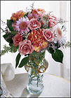 FTD Peaceful Thoughts Bouquet from Clifford's where roses are our specialty