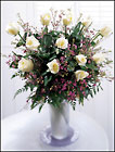 Graceful Grandeur Arrangement from Clifford's where roses are our specialty