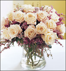 Monticello Rose Bouquet from Clifford's where roses are our specialty