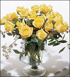 Classic Rose Bouquet from Clifford's where roses are our specialty
