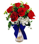 Unity Bouquet from Clifford's where roses are our specialty