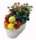 FTD Fruits & Flowers from Clifford's where roses are our specialty