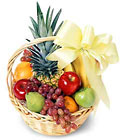 FTD Fruit Basket from Clifford's where roses are our specialty
