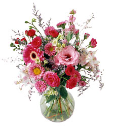 Splendid Day Bouquet from Clifford's where roses are our specialty