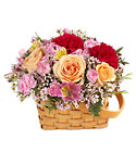 FTD Birthday Girl Basket from Clifford's where roses are our specialty