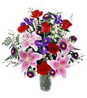 FTD Stunning Beauty Bouquet from Clifford's where roses are our specialty
