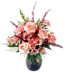 FTD Enchantment Arrangement from Clifford's where roses are our specialty