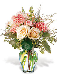 Love In Bloom Bouquet from Clifford's where roses are our specialty