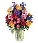 FTD Lush Life Bouquet from Clifford's where roses are our specialty