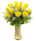FTD Brighten the Day Rose Bouquet from Clifford's where roses are our specialty