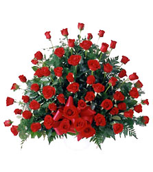 FTD Treasured Memories Arrangement from Clifford's where roses are our specialty