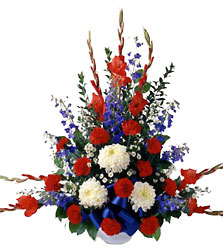 FTD Greater Glory Arrangement from Clifford's where roses are our specialty