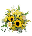 FTD Flowing Garden Bouquet