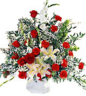 FTD Splendid Grace Arrangement from Clifford's where roses are our specialty