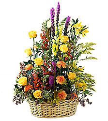 FTD Field of Dreams Arrangement from Clifford's where roses are our specialty