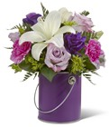 The FTD Color Your Day With Beauty Bouquet  from Clifford's where roses are our specialty