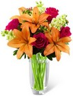 The FTD Luxe Looks  Bouquet by Vera Wang from Clifford's where roses are our specialty