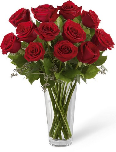 The Red Rose Bouquet from Clifford's where roses are our specialty. Click Here For Larger Image. The Red Rose Bouquet