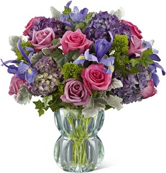 The Lavender Luxe Luxury Bouquet from Clifford's where roses are our specialty
