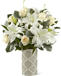The  Pure Opulence Luxury Bouquet from Clifford's where roses are our specialty