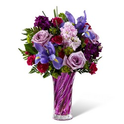 The Spring Garden Bouquet from Clifford's where roses are our specialty