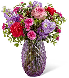 The Perfect Day Bouquet from Clifford's where roses are our specialty