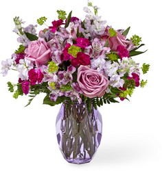 The Full of Joy Bouquet from Clifford's where roses are our specialty