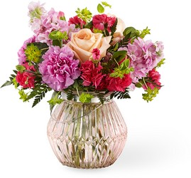 The Sweet Spring Bouquet from Clifford's where roses are our specialty