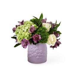 The  Lavender Bliss Bouquet from Clifford's where roses are our specialty