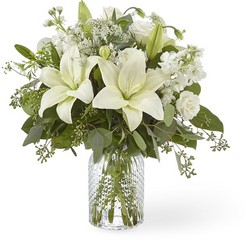 The  Alluring Elegance Bouquet from Clifford's where roses are our specialty