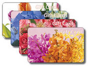 Gift Card from Clifford's where roses are our specialty