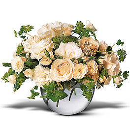 Simply White from Clifford's where roses are our specialty