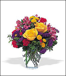Brighten Your Day from Clifford's where roses are our specialty