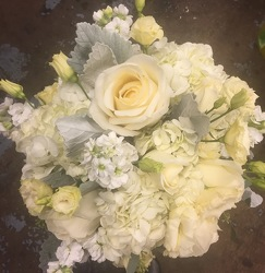 Wedding Flowers from Clifford's where roses are our specialty